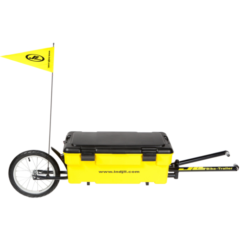 Bike-Trailer - Chasis de Acero